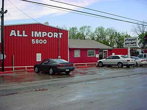 Import Car Parts >> All Import History All Import Auto Parts Used Auto Parts