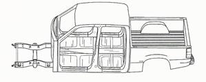 quad cab cut sheet
